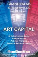 Affiche Art Capital 2017